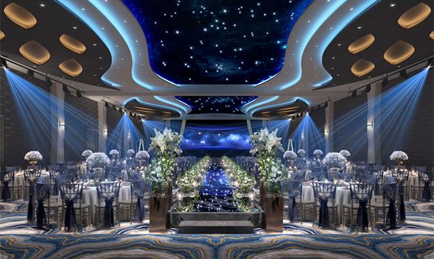 上海徐汇区婚宴酒店展商