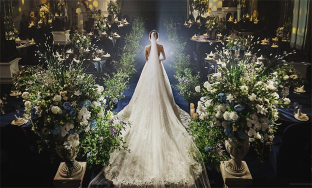 上海杨浦区婚宴酒店展商