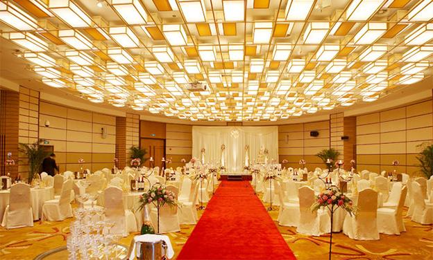 上海闵行区婚宴酒店展商