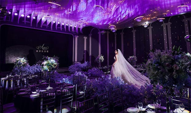 上海婚宴酒店每桌多少钱