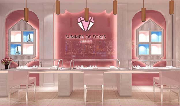 狐狸的夏天珠宝婚戒定制将参展成都婚博会