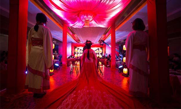 成都世外桃源酒店将参展中国婚博会成都展