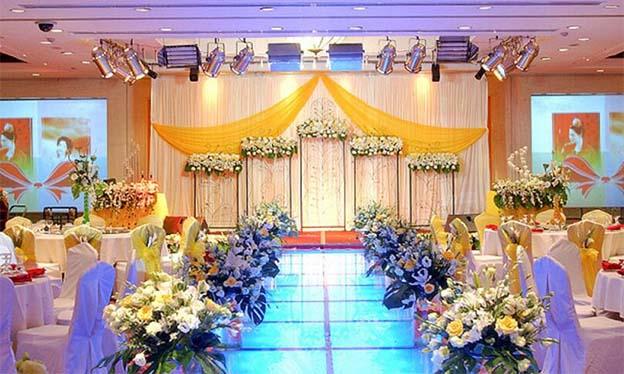 成都泰合索菲特大饭店将参展中国婚博会