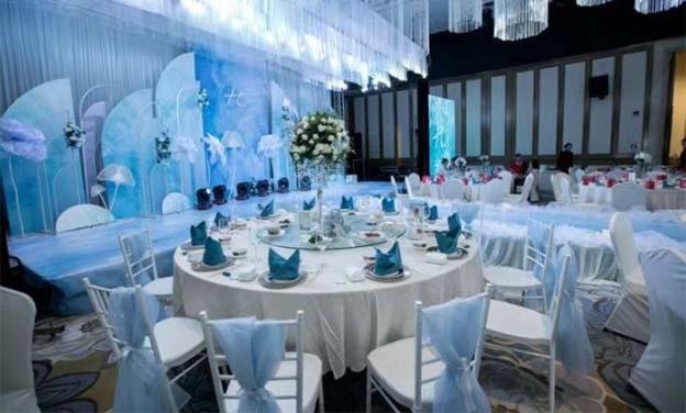 杭州国大雷迪森广场酒店参展中国婚博会