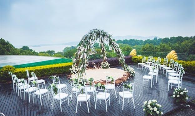 杭州索菲特西湖大酒店参展中国婚博会