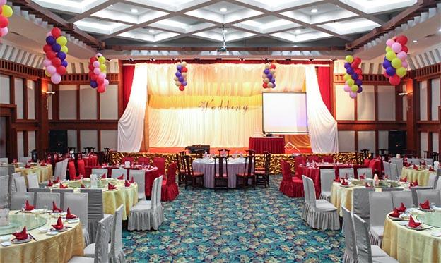 杭州华北饭店将参展2020年中国婚博会