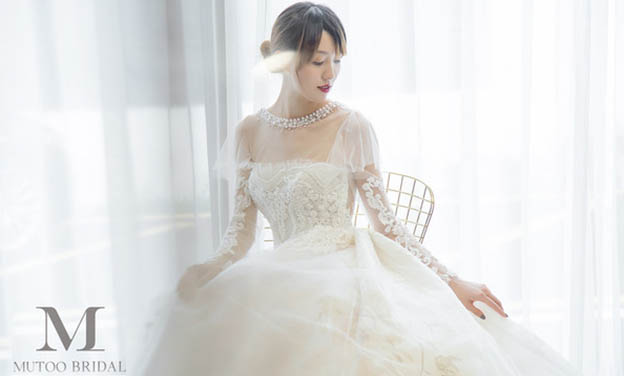 MutooBridal婚纱礼服馆将参展广州婚博会