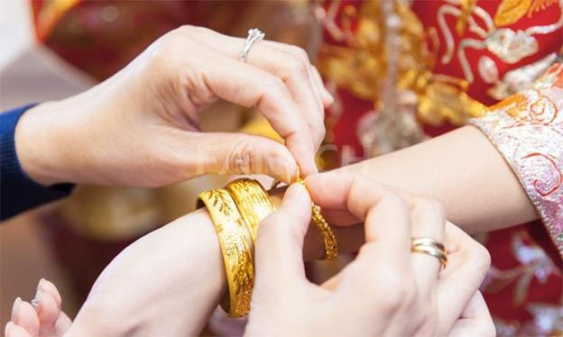 结婚准新人扫盲:关于三金、五金的前世今生