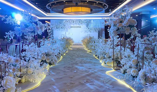 武汉晴川假日酒店将参展中国婚博会武汉展